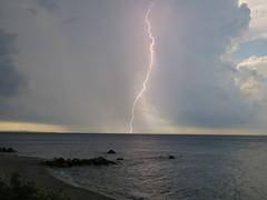 Thunderstorm (Marten Cabernet) Tags: mare thunderstorm lightning tempesta fulmine