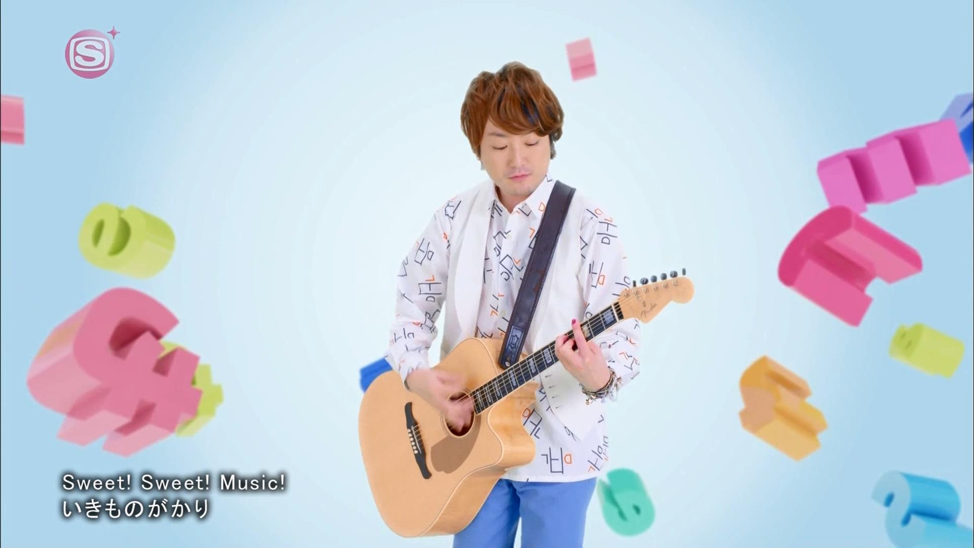 2016.03.16 いきものがかり - Sweet! Sweet! Music!(SSTVPlus).ts_20160316_231211.213
