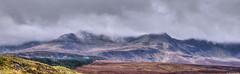 Creog a Lain, Isle of Skye (Michael Leek Photography) Tags: panorama skye nature rain weather clouds landscape island scotland isleofskye innerhebrides nopeople panoramic hdr highdynamicrange hebrides oldmanofstorr scottishhighlands benedra scottishlandscapes uklandscape scotlandslandscapes scotlandsbeauty michaelleek michaelleekphotography beingedra