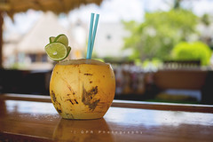 boats drinks (riggsy23) Tags: bar canon 50mm drink coconut 14 limes straws