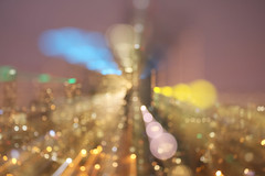 Astro Progection. Dreamy Voyage Through City Dimensions (Katrin Ray) Tags: city longexposure light toronto ontario canada canon eos rebel downtown cityscape colours bokeh zooming outofbodyexperience noprocessing canonphotography 750d soocstraightoutofcamera dreamscapesoftoronto katrinray astroprojection chocolatehour t6i zoomkeh sooconlyaddedmysignature dreamyvoyagethroughcitydimensions