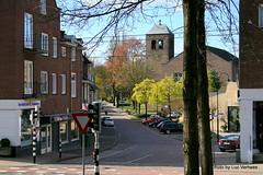 downtown Oosterbeek (Lucsaflex) Tags: church lente kerk dorp oosterbeek utrechtseweg sonneveld shirayuki musscher vredebergkerk vantoulonvanderkoogweg plein1946