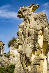 Poggioreale 11 (VincenzoGuasta) Tags: town earthquake ruins ghost fantasma rubble citt rovine terremoto poggioreale