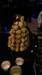 ...Home for Purim (Dumbo711) Tags: pastry croquembouche