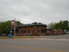The Rock Cafe (jimmywayne) Tags: food oklahoma route66 landmark historic stroud ddd rt66 rockcafe lincolncounty dinersdriveinsdives