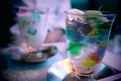 Jelly punch (Yumeboo) Tags: canon eos cafe kyoto m3