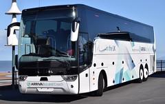 Van Hool TX17 Astron demonstrator (highlandreiver) Tags: bus coach rally van blackpool coaches hool 2016 astron tx17