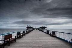Moody Pier (J.T.Photography) Tags: wales nikon moody d750 llandudno f28 2470