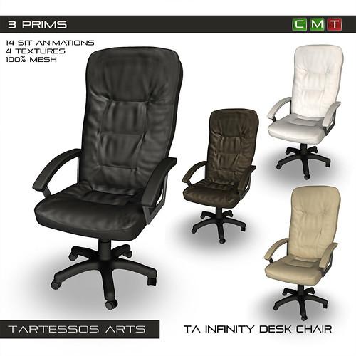 TA Infinity Desk Chair