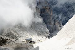 Rifugio Re Alberto (ClaudioMio_) Tags: italy mountain landscape nikon italia nikkor montagna trentino dolomiti bolzano altoadige 2015 catinaccio trentinoaltoadige 1685mm nikkor1685mm d5100 nikond5100