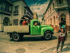 People of Cuba - Frame 41 (ildikoannable) Tags: street santiago people urban colour photography vibrant south cuba wideangle olympus fisheye cuban