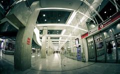 Milan - CentralRailwayStation (Brigante..) Tags: milan color architecture streetphotography fisheye fujifilm 8mm urbanphotography centralrailwaystation brigante xt1 fujifilmxt1