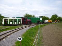 P1050722 (Hampton & Kempton Waterworks Railway.) Tags: diesel loop devon galaday 2015 darent spelthorne