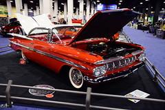2016 World of Wheels in Boston (mike01905) Tags: chevrolet boston chevy impala 1959 worldofwheels