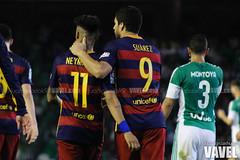 Betis - Barcelona 110 (VAVEL Espaa (www.vavel.com)) Tags: fotos bara rbb fcb betis 2016 fotogaleria vavel futbolclubbarcelona neymar primeradivision realbetisbalompie ligabbva luissuarez betisvavel barcelonavavel fotosvavel juanignaciolechuga