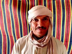 Tunisian man, Kebili Governorate (twiga_swala) Tags: sea man sahara landscape dessert sand scenery tunisia dune berber driver tunisie tunisian erg   kebili  kbili   governorate  gouvernorat