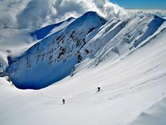Scialpinismo Sibillini - Ghiaione Sud
