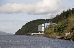 Foyers HEP Station (gis_uwe) Tags: scotland falls hydroelectric hep foyers