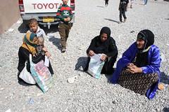 Food aid at Dibagah Refugee Camp (Jiyan Foundation) Tags: refugees iraq foundation relief aid humanrights isis liberation mosul humanitarian idps jiyan foodassistance dibagah debega debecka mackhmour maxmour