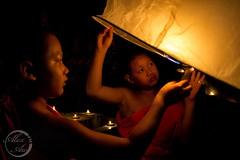 Light Up - Little Monks