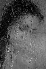 Mathilde (Zystem) Tags: portrait blackandwhite hot sexy water girl face norway photoshop portraits canon project shower photography eos norge drops model tears sad like sigma follow norwegian edward 7d cry tear waterdrops bnw karlsen dreng 1770mm blackwhitephotos edwardkarlsenno
