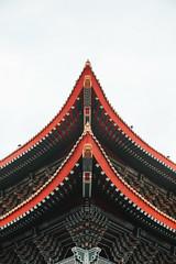 Chinese architecture (Chaoqi Xu) Tags: china city travel architecture canon photography hongkong eos photo foto shanghai monumento chinese beijing culture taiwan 5d oriente taipei    fotografia      viaggio  architettura cina cultura   xu citt  cinese orientale beni 2016     culturali  chaoqi