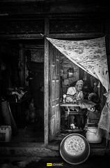 The Tailor's Story (Udhabkc) Tags: street city nepal urban blackandwhite white black monochrome nikon pov candid business kathmandu vendor dailylife nikkor patan tailor shopkeeper lalitpur bungmati 500px nikond700 iamnikon ifttt udhabkc udhab nikkorgraphy nikkorgrapher iamnikkorgrapher iamnikond700