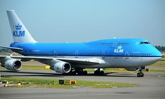 KLM Royal Dutch Airlines Boeing 747-406M PH-BFH Taxi (Mark 1991) Tags: amsterdam boeing klm schiphol ams 747 747400 schipholairport royaldutchairlines amsterdamairport amsterdamschiphol amsterdamschipholairport phbfh 747400m