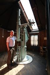IA_20Tho (Refractor-Phill) Tags: cambridge observatory telescope astronomy nightsky stargazing refractor sterrenkunde