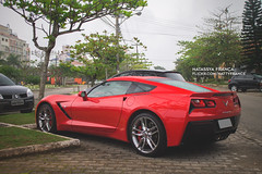 Chevrolet Corvette C7 Stingray (Natassya France) Tags: floripa brazil chevrolet brasil canon stingray florianpolis t3 santacatarina corvette c7 jurer ilhadamagia flagras 1100d jurerinternacional