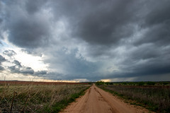 Storm In Green and Blue (126 of 134) (mharbour11) Tags: blue green beauty clouds texas harbour farm country dirt thunderstorm roads storms tornado fm sweetwater thunderhead