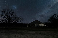 Country Nights (stilesathelake) Tags: sky night stars farm country midnight secluded