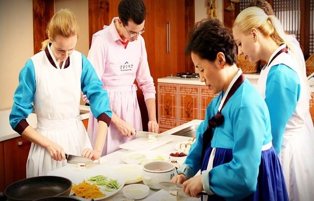 韓国料理教室&ソウル散策(ソウル発のオプショナルツアー)