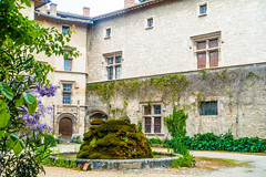 20160423 Provence, France 02562 (R H Kamen) Tags: france fountain architecture vaucluse buildingexterior provencealpesctedazur rhkamen