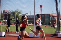 Louisville Invitational 2016 (Grace Adell) Tags: sports field acc track notredame nd notre dame ncaa trackandfield