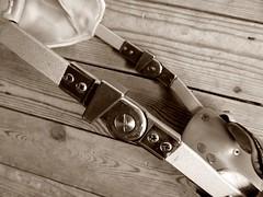 Drop locks locked (JKiste2008) Tags: leg locks brace calipers