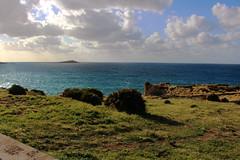 Landscape (riccardonicolosi47) Tags: sea italy landscape sicily palermo sferracavallo isoladellefemmine canon700d