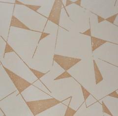 Vintage Marvalon Shelf Lining - Chocolate Chip Design (hmdavid) Tags: shop modern vintage design chocolate shelf thrift 1950s chip lining liner midcentury marvalon