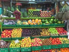 Produce Market (sfPhotocraft) Tags: fruit bogota market columbia produce fruitstand