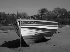 Alnmouth in B & W (stephen.lewins (1,000 000 UP !)) Tags: bw monochrome northumberland alnmouth