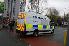 KP15TVF (peeler2007) Tags: police van gmp vauxhall 999 ukpolice movano vauxhallmovano greatermanchesterpolice kp15tvf