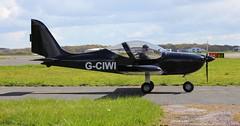 Evektor EV-97 EuroStar G-CIWI Lee on Solent Airfield 2016 (SupaSmokey) Tags: eurostar lee solent airfield 2016 ev97 evektor gciwi