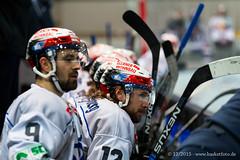 DEL - EHC Red Bull München - Schwenninger Wild Wings