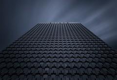 Simply Gotham (sgsierra) Tags: paris france arquitectura bn gotham francia ladfense virado