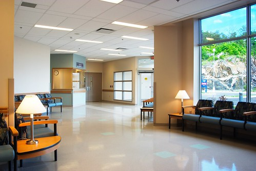 West Parry Sound Health Centre for Mannington Mills