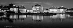 Castle Nymphenburg, Munich B/N (raperol) Tags: blancoynegro canon munich arquitectura edificios agua 300d bn castillo airelibre