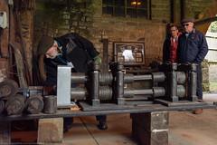DSC_0020 (lattelover56) Tags: history museum iron indoor forge ironforge wortley historicsite waterpower workingmuseum wortleytopforge