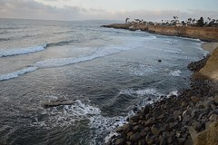 view from the cliff (yvannabeltre) Tags: california sandiego sunsetcliffs