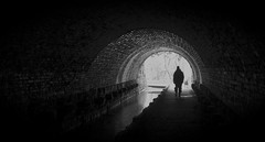 River Dibbin (ONETERRY. AKA TERRY KEARNEY) Tags: england people urban blackandwhite nature water monochrome weather blackbackground architecture canon river landscape daylight spring europe flickr day outdoor wildlife tunnel explore infrastructure kearney waterway springtime watercourse wirral merseyside 2016 buildingsarchitecture wirralway wirralcountrypark wirralmerseyside oneterry wirralpeninsular riverdibbin canoneos1dmarkiv terrykearney spring2016