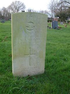 Aircraftman 1st Class William Albert Augood RAF 1940